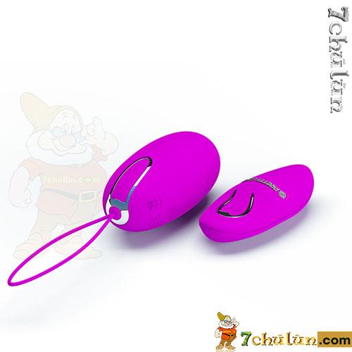 Trứng rung điều khiển từ xa Pretty Love Joyce rung 12 chế độ