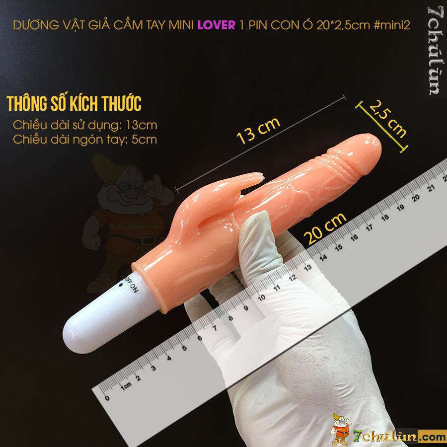 Duong Vat Gia Mini Gia Re Lover Thong So Kich Thuoc