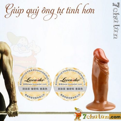 Duong Vat Gia Kich Thuoc Nho Gon Loveaider Ho Tro Quy Ong Chinh Phuc Nang