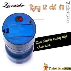 Am Dao Gia Cao Cap Loveaider Nguy Trang rung 12 che do