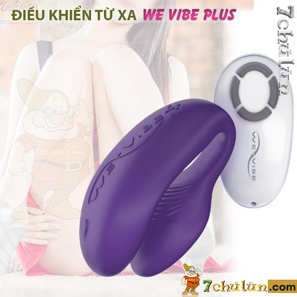 Mát xa Bướm cao cấp We Vibe 4 Plus-ket-noi-bluetooth-2