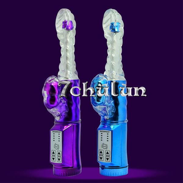 Duong vat gia da nang mini Loveaider Brand hai màu xanh và tím