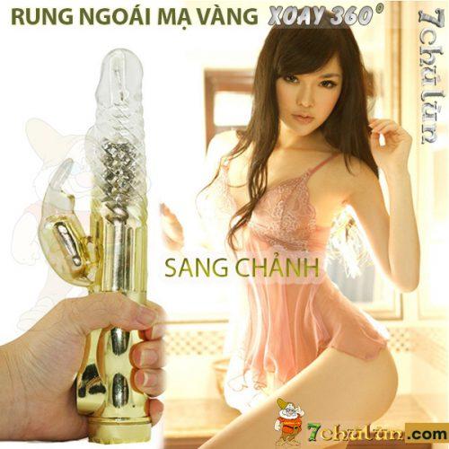 Duong Vat Gia Rung Ngoay Ma Vang Massage thu dam cho nu