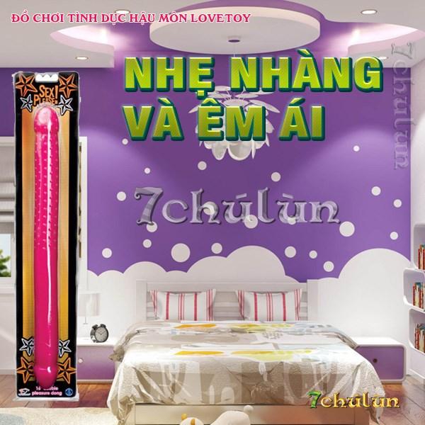 Duong vat gia 2 dau cho les Dong-Pink