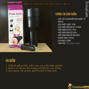 Am Dao Gia Fleshlight Pink Lady Rung 4 Che Do Thong tin san pham