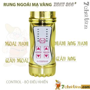 Duong Vat Gia Rung Ngoay Ma Vang De dang su dung