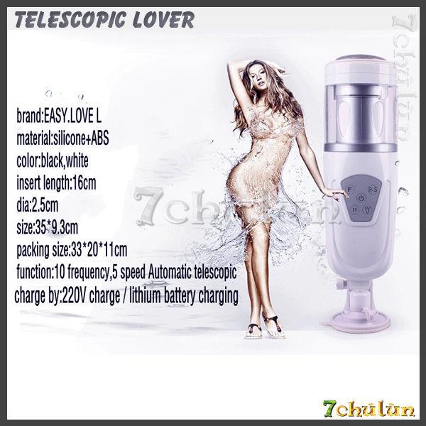 May bu mut duong vat tu dong Telescopic Lover