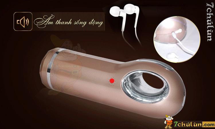 May Thu Dam Tu Dong Thut Toi Thut Lui Jeuplay có tai nghe âm thanh hưng phấn