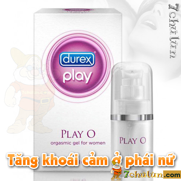 Gel Boi Tron Tang Khoai Cam Durex Play O Cho Nu Thang Hoa
