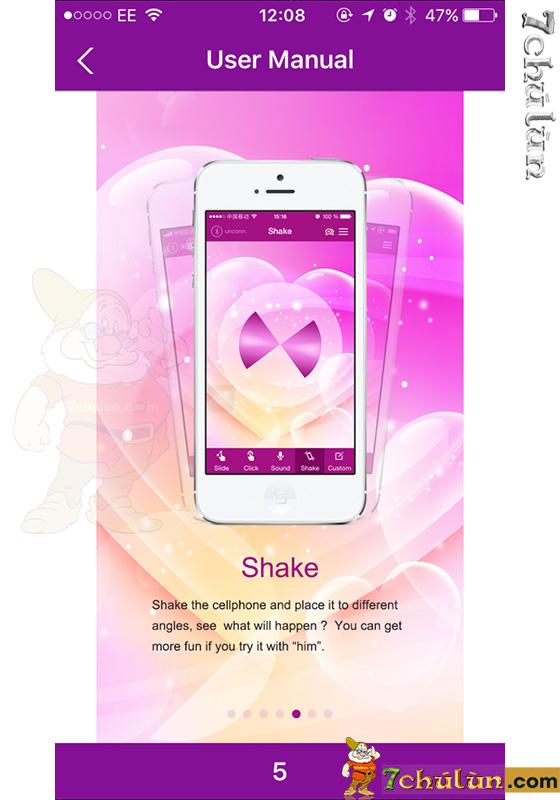 Trung rung tinh yeu dieu khien tu xa IRENA SIÊU MỀM Điều Khiển Qua Smartphone