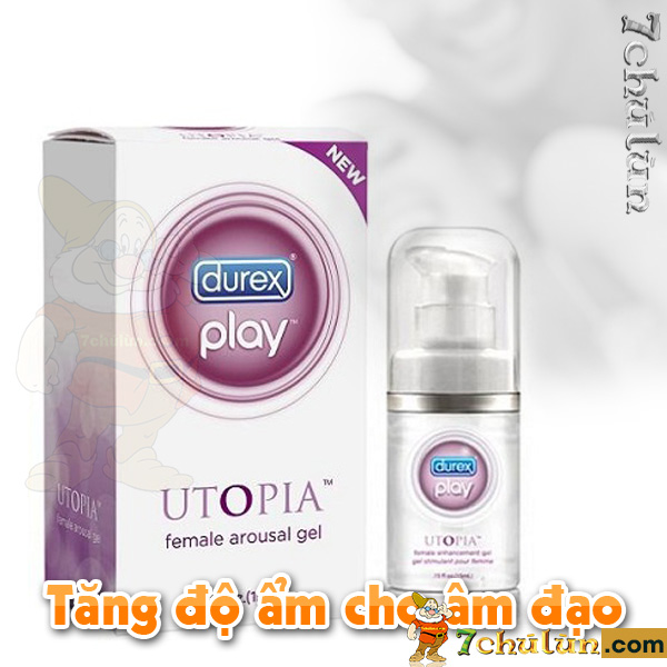 Gel Boi Tron Tang Khoai Cam Durex Play O Tang Do Am Cho Am Dao