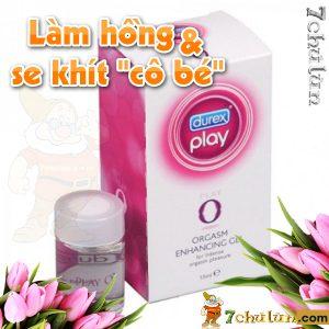 Gel Boi Tron Tang Khoai Cam Durex Play O Cai Thien Chat Luong Yeu