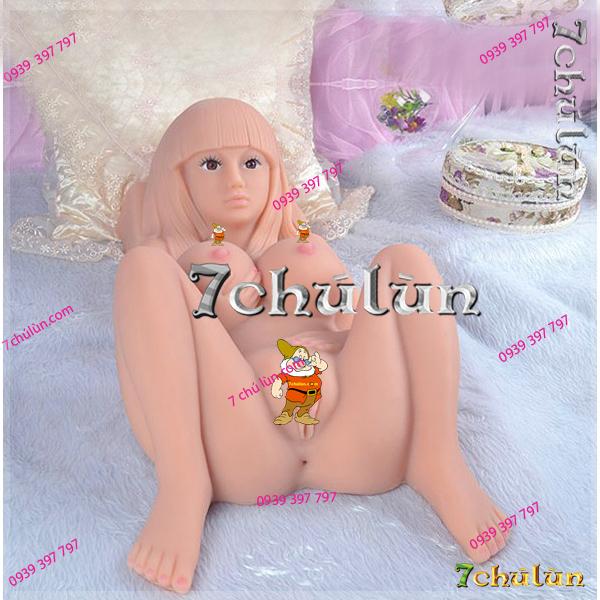 Búp bê tình dục silicon Xuka thủ dâm cho nam #bb15