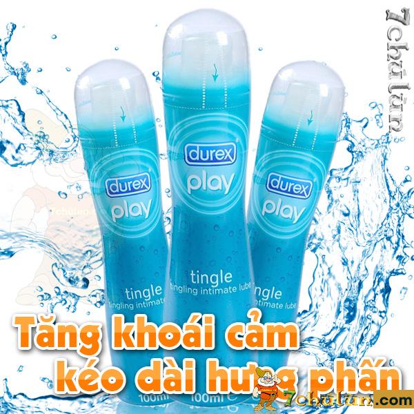 Gel Durex Lanh Tang Khoai Cam Keo Dai Thoi Gian Hung Phan