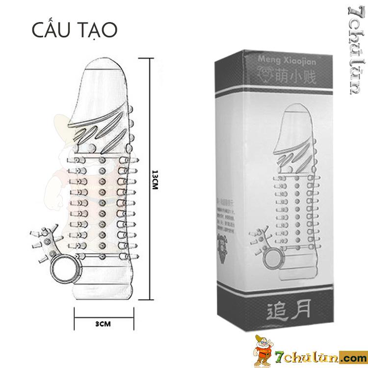 Bao cao sudon den co gai Meng Xiaojian siêu mềm đem lại sự sung sướng