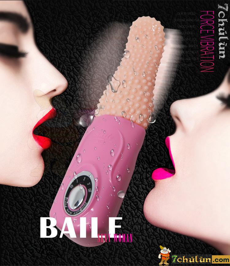 Luoi rung tinh yeu Baile Tongue rung cực mạnh cực sung sướng