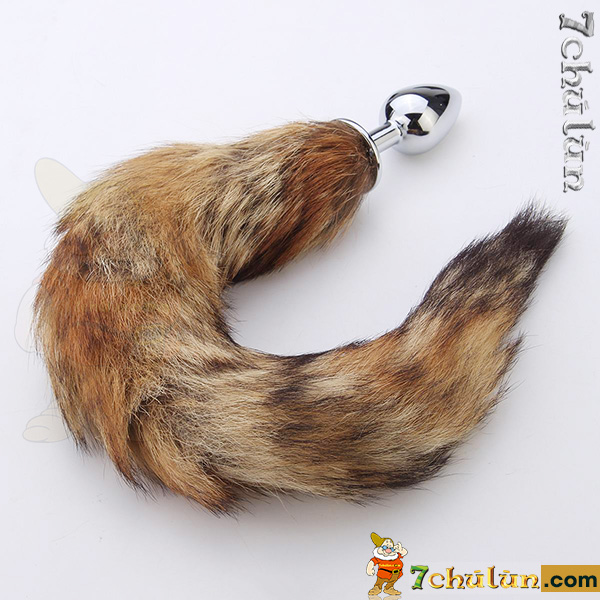 Đồ chơi kích thích hậu môn đuôi chồn cáo
