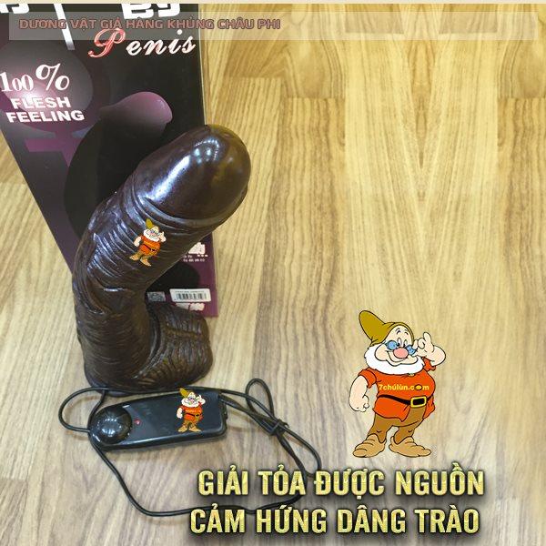 Duong Vat Gia Hang Khung Chau Phi Deo Dai khien chi em me