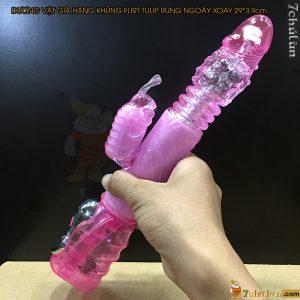 Duong Vat Gia Hang Khung Flirt Tulip Rung Ngoay Xoay De dang su dung