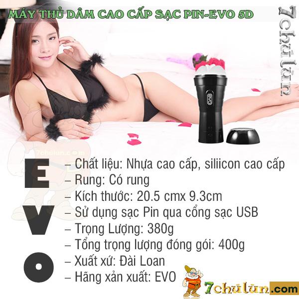 May Thu Dam EVO Cao Cap Am Dao Gia Cho Nam thong tin san pham