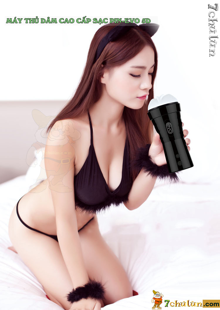 Coc thu dam pin sac EVO 5D suong nhu hotgirl