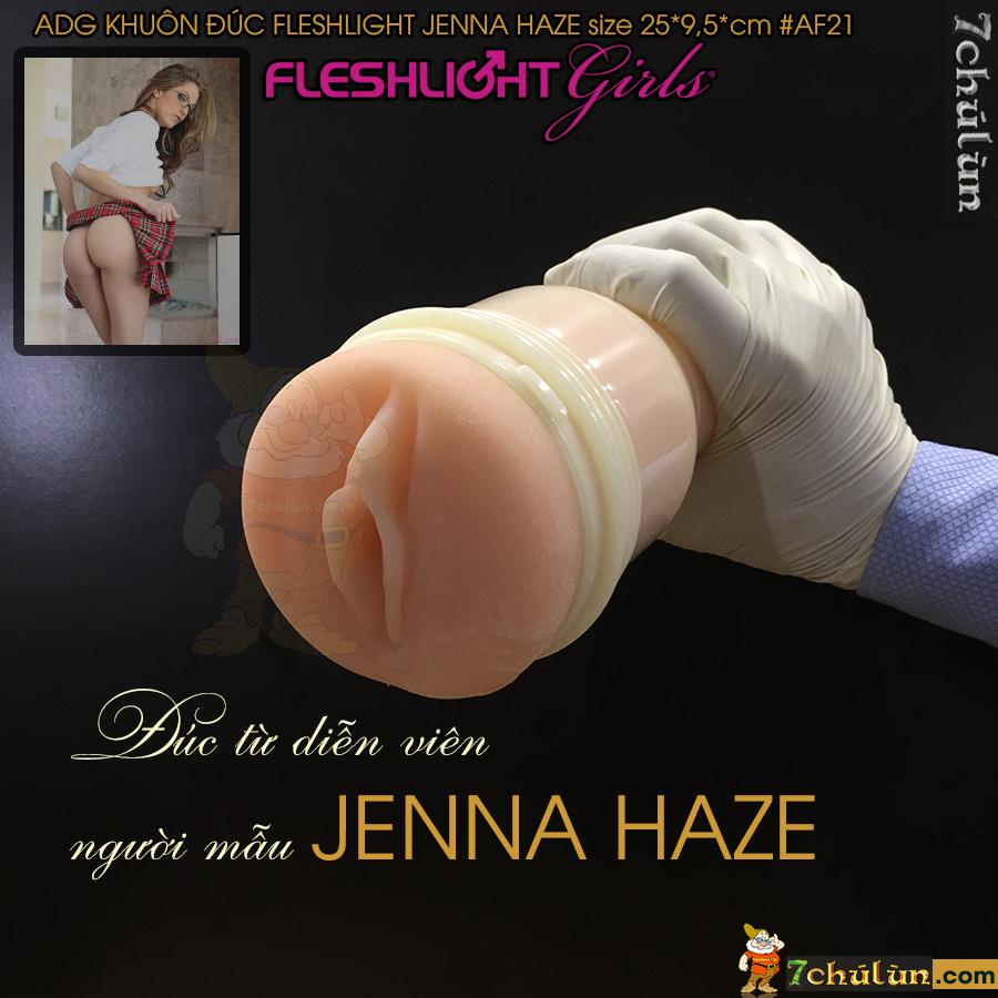 Am Dao Gia Cao Cap Fleshlight Jenna Haze de dang cam tay thu dam