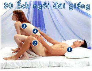 52 Tu The Lam Tinh Vo Chong - Tu The 30 Ech Ngoi Dai Gieng