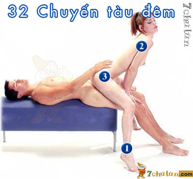52 Tu The Lam Tinh Vo Chong - Tu The 32 chuyến tàu đêm