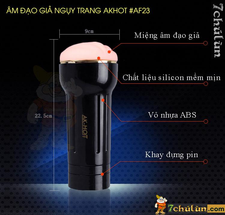 An Dao Gia Silicon Nguy Trang Den Pin AK Hot thong tin san pham
