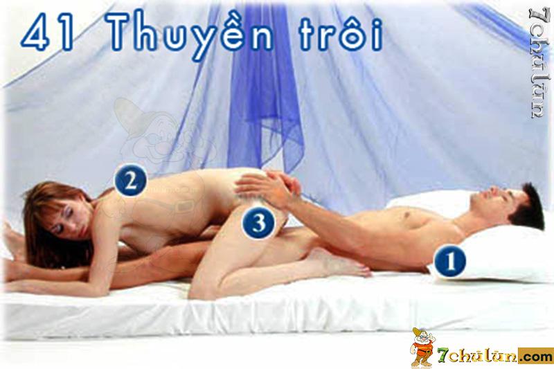 52 Tu The Lam Tinh Vo Chong - Tu The 41 Thuyền Trôi