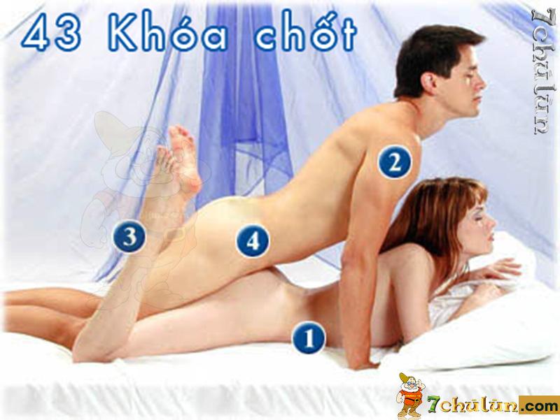 52 Tu The Lam Tinh Vo Chong - Tu The 43 Khóa Chốt