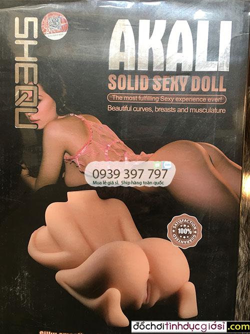 sexdoll búp bê tình yêu bán thân Akali thẩm định trên v� hộp