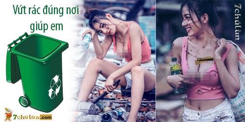 Xử lý rác nhựa và tiêu hủy sextoy