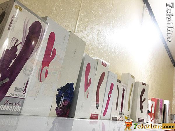 Shop sextoy tại Việt Nam hoành tráng ở TpHCM