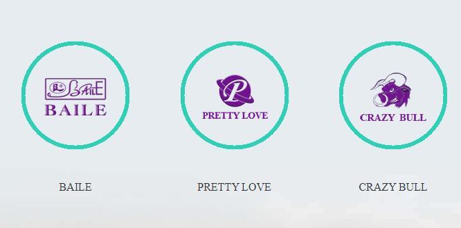 Thương hiệu đồ chơi tình dục Pretty love sextoy