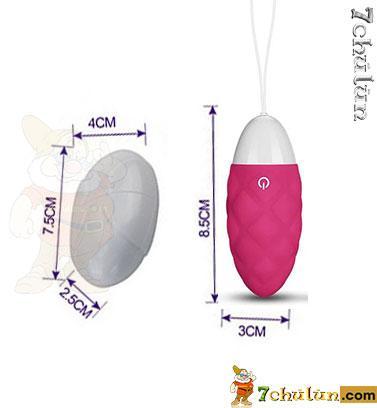 Trứng rung tình yêu 😉 Lovetoy ijoy 💋 Caro size